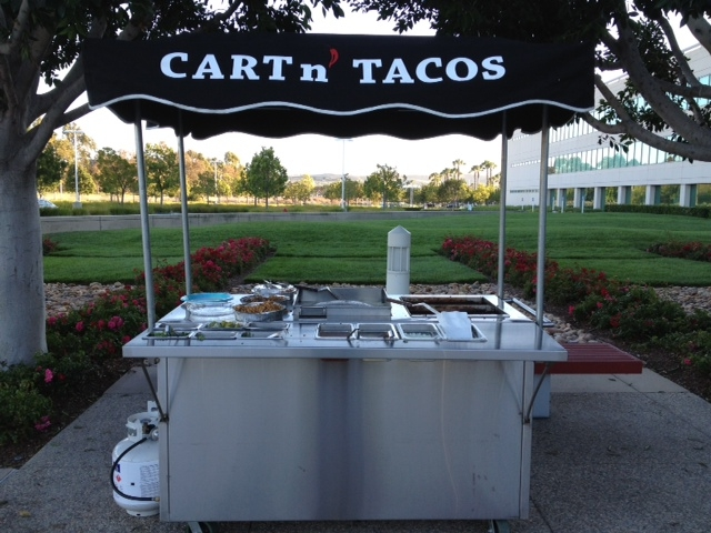 Taco Cart Catering in Coto De Caza, Orange County
