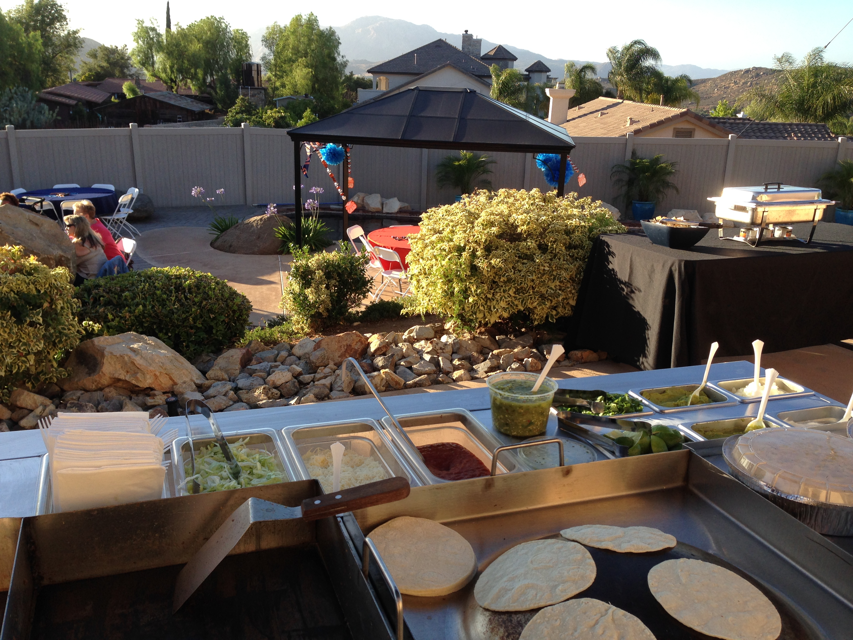 Taco Cart Catering in San Clemente, Ca